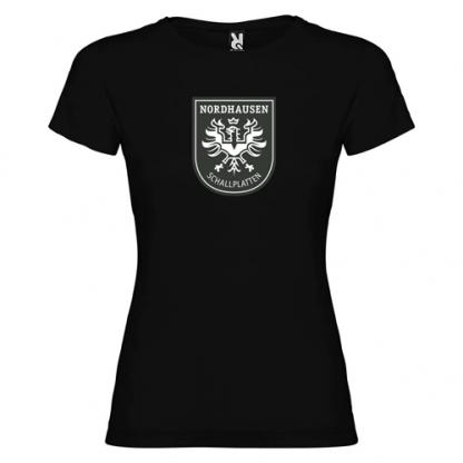 Nordhausen Schallplatten Girlie T-Shirt (MERCH90002)