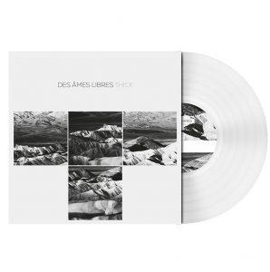 Des Âmes Libres Thick Vinyl (SKU NORD20003)