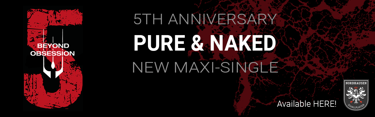 Beyond Obsession - Pure & Naked (5th Anniversary)