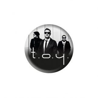 T.O.Y. Button (MERCH10007)