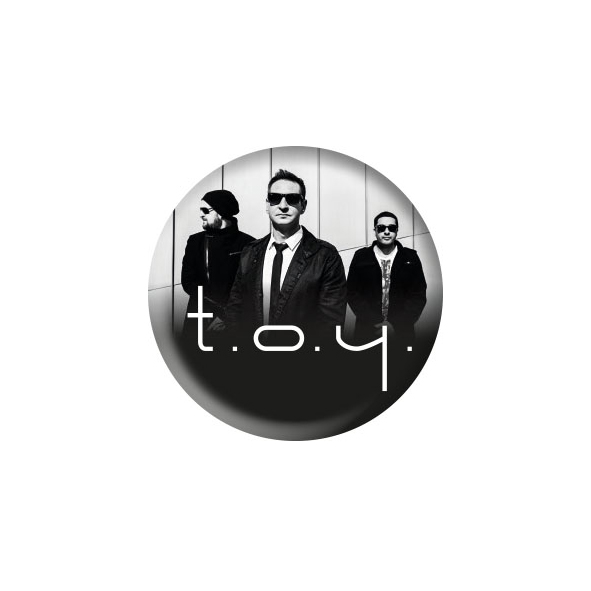 T.O.Y. Button (MERCH10007)