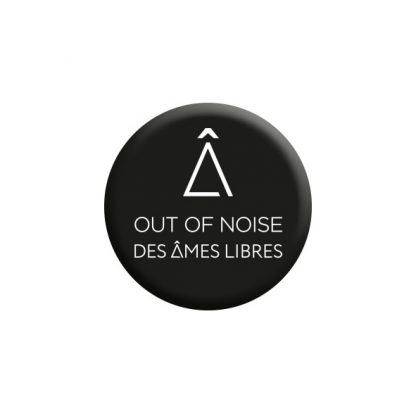 Des Âmes Libres Button (MERCH20001)