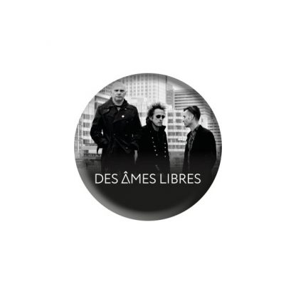 Des Âmes Libres Button (MERCH20002)