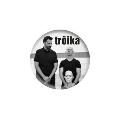 Tröika Button (MERCH40002)