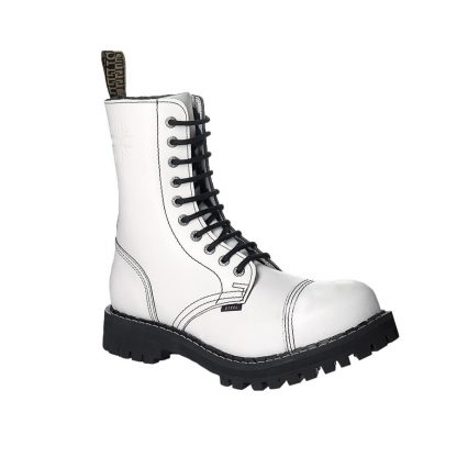 Beyond Obsession's White Boots (MERCH30020)