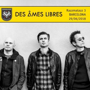 Des Âmes Libres Concert Ticket (TICKET10001)