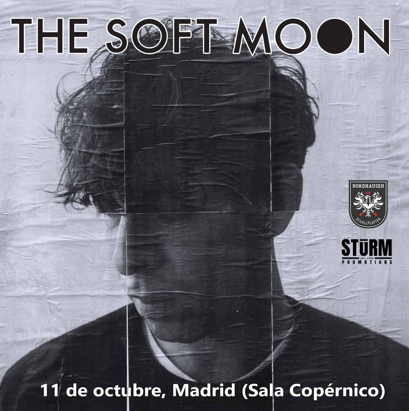 The Soft Moon Concert Ticket (TICKET10003)