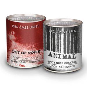 Des Âmes Libres - Pack Nuts (MERCH20005)