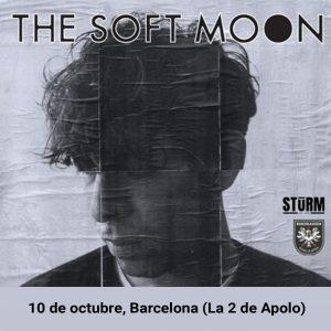 The Soft Moon Concert Ticket (TICKET10002)