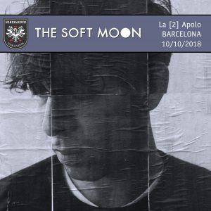 The Soft Moon Concert Ticket (TICKET10002)