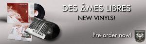 Des Âmes Libres - Vinyls
