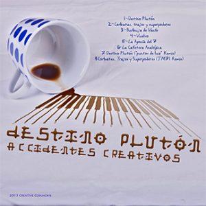 Destino Plutón   Accidentes Creativos (NORD50001)