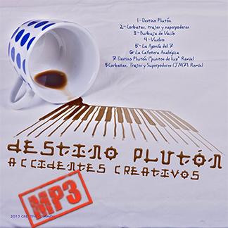 Destino Plutón | Accidentes Creativos (NORDMP3-50001)