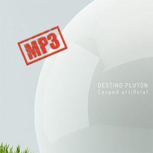 Destino Plutón   Césped artificial (NORDMP3-50005)