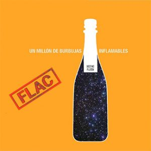 Destino Plutón   Un millón de burbujas inflamables (NORDFLAC-50009)