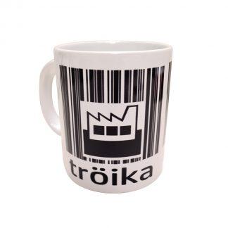 Tröika's White Mug