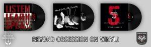 Beyond Obsession on vinyl