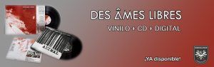Des Âmes Libres on vinyl