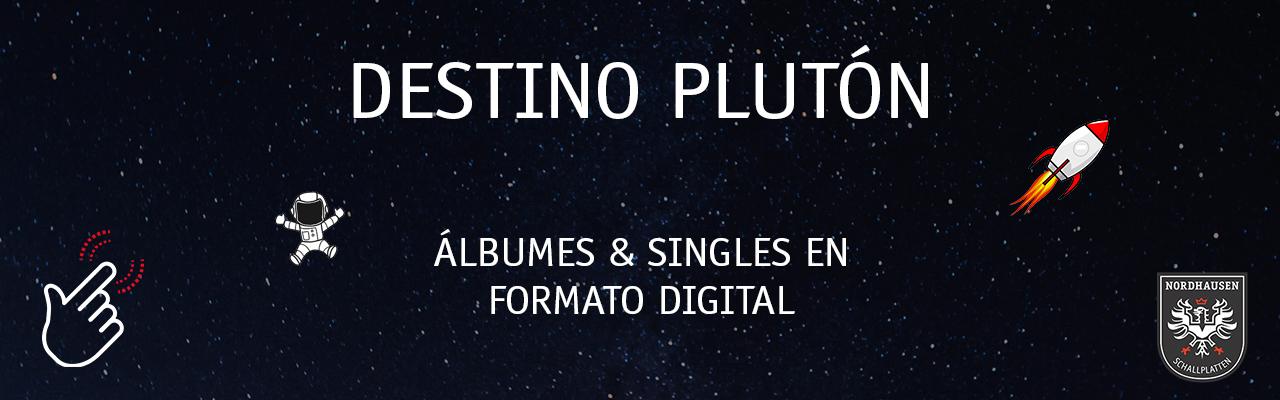 Destino Plutón in digital format
