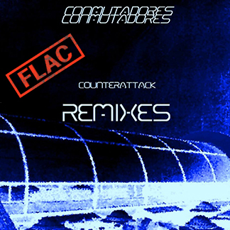 Conmutadores | Counterattack (Remixes - Disco Azul)