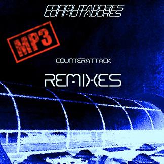 Conmutadores | Counterattack (Remixes - Disco Azul)