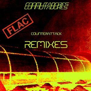 Conmutadores   Counterattack (Remixes - Disco Rojo)