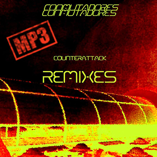 Conmutadores | Counterattack (Remixes - Disco Rojo)