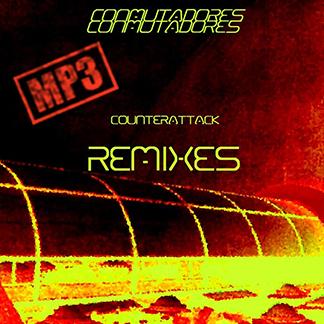 Conmutadores | Counterattack (Remixes - Disco Rojo)
