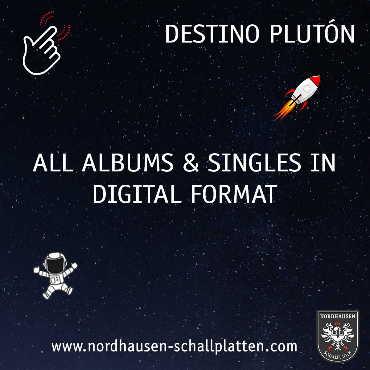 Destino Plutón