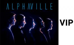 Aplhaville - Forever Young Tour