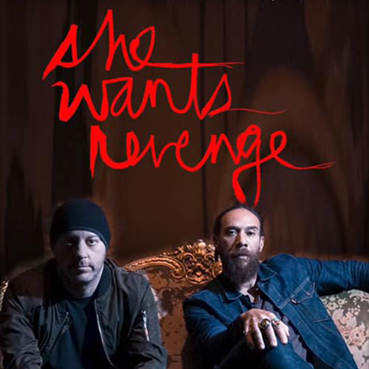 She Wants Revenge Ticket Madrid