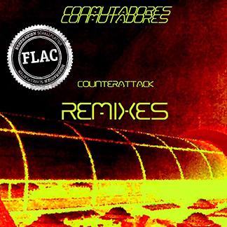 Conmutadores | Counterattack Remixes - Disco Rojo (NORDFLAC-80008)