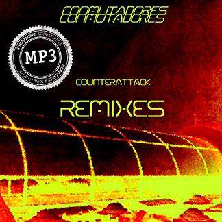 Conmutadores | Counterattack Remixes - Disco Rojo (NORDMP3-80008)